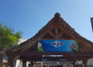 Parc aquatique Wave Island - Mon avis