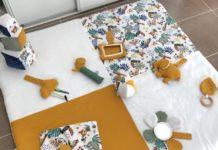 Éléments de choix pour un tapis d'éveil