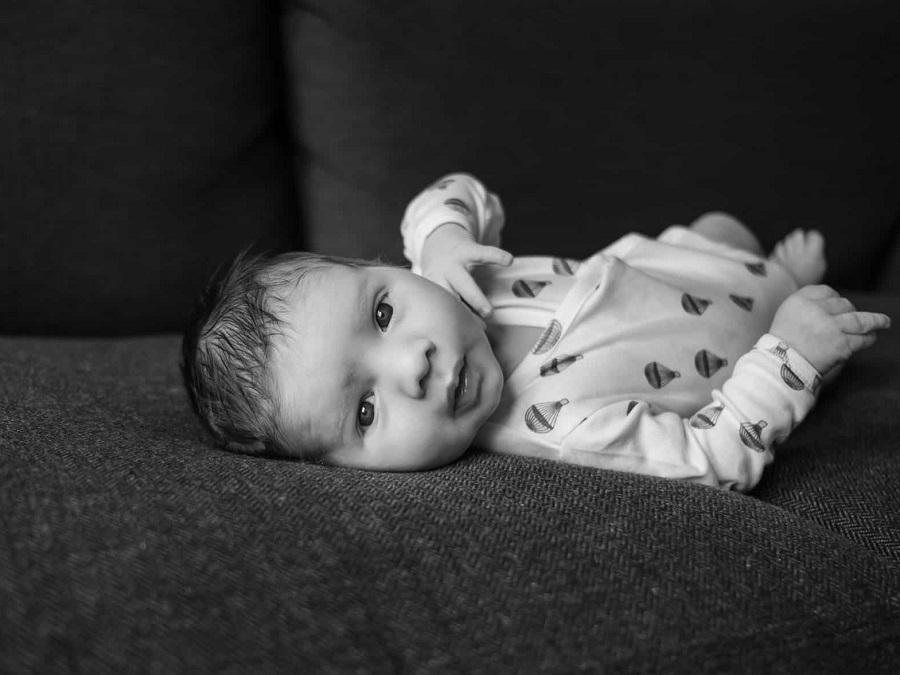 Meilleurs moments pour bien prendre bébé en photo