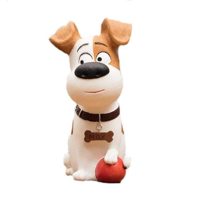 Tirelire chien